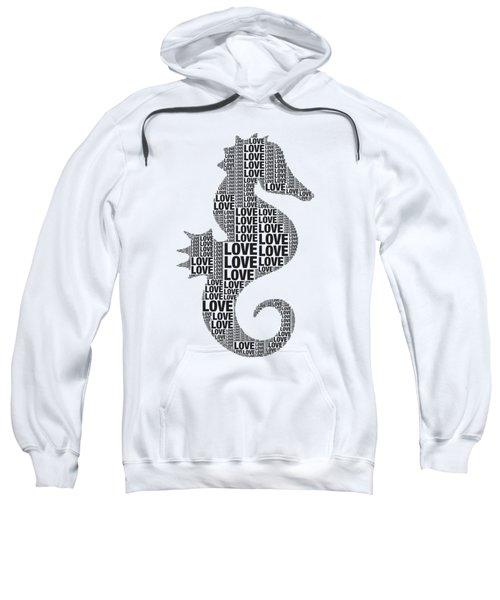 Seahorse Love Sweatshirt