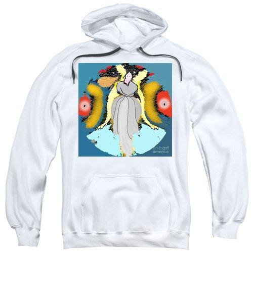 Seeing Angels Sweatshirt