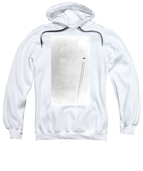 Silver Escape Sweatshirt