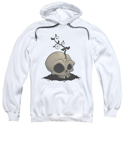 Skull Garden Sweatshirt