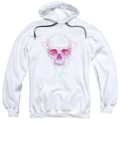 Skull In Triangle Sweatshirt