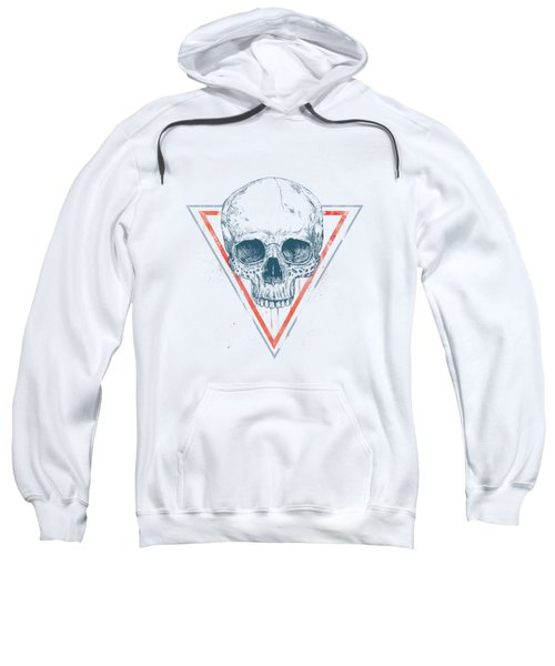 Skull In Triangles Sweatshirt