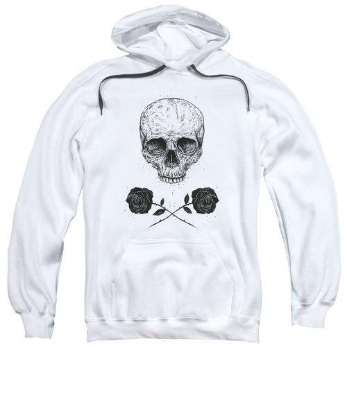Skull N' Roses Sweatshirt