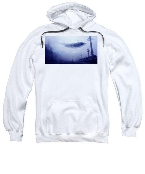 Sky Whale Sweatshirt