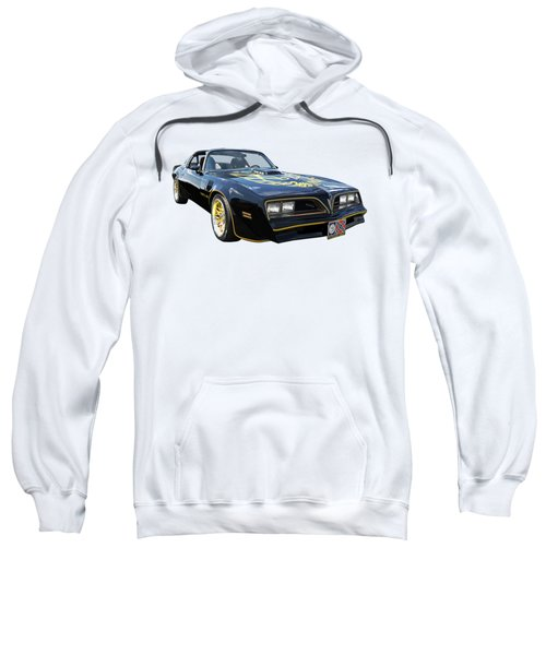 Smokey And The Bandit Trans Am Sweatshirt