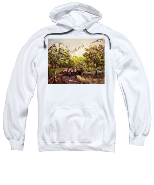 Snowy Day Sweatshirt