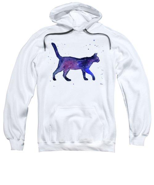 Space Cat Sweatshirt