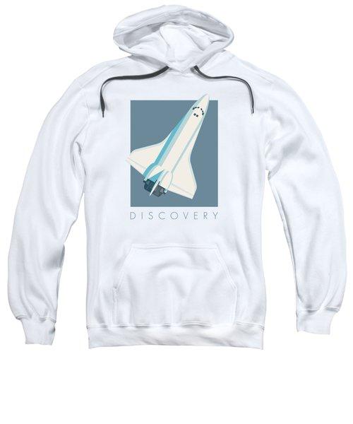 Space Shuttle Spacecraft - Slate Sweatshirt