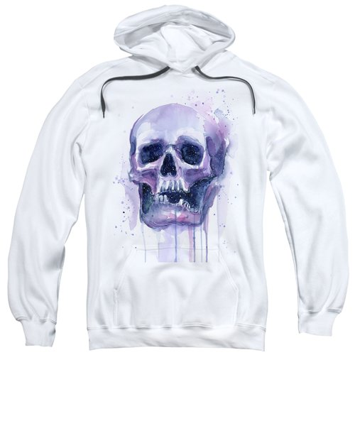 Space Skull Sweatshirt