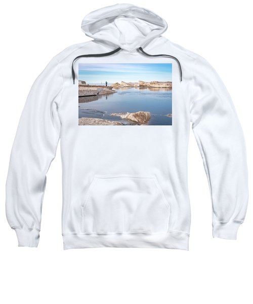 Spring Fishing Sweatshirt