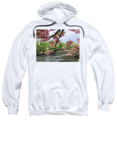 Spring Time In Windham  Sweatshirt