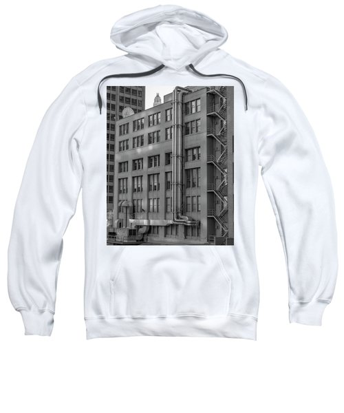 Squares And Lines Sweatshirt