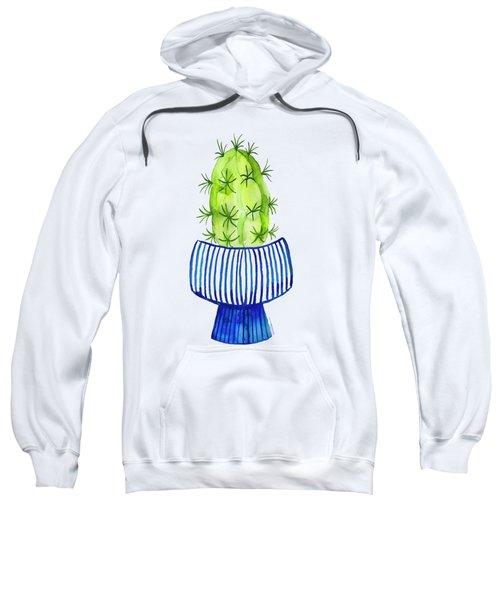 Star Cactus Sweatshirt