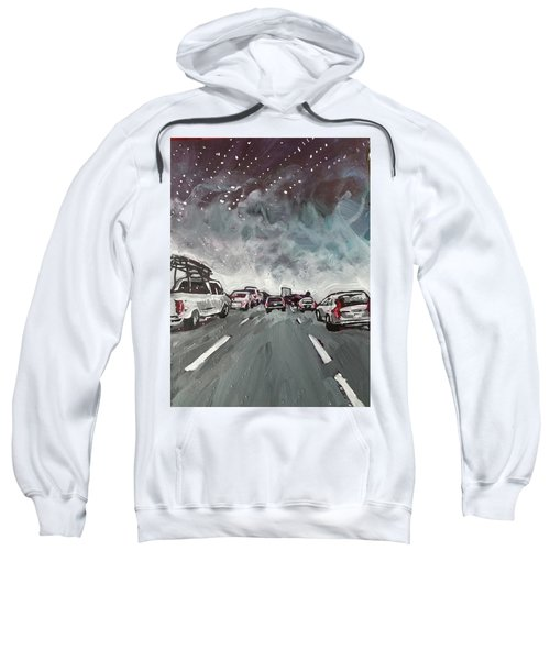 Starry Night Traffic Sweatshirt