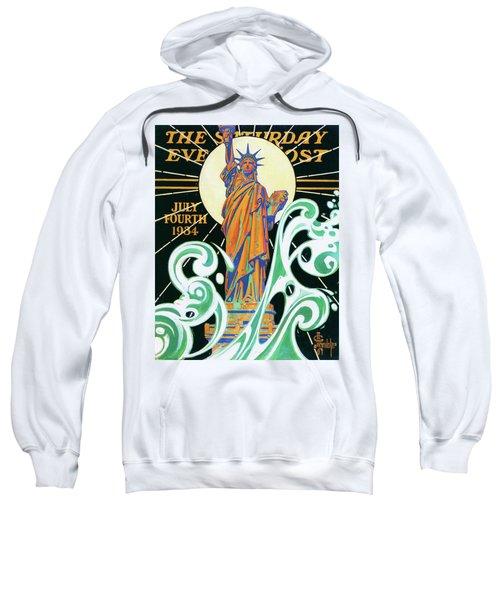Statue Of Liberty - Digital Remastered Edition Sweatshirt