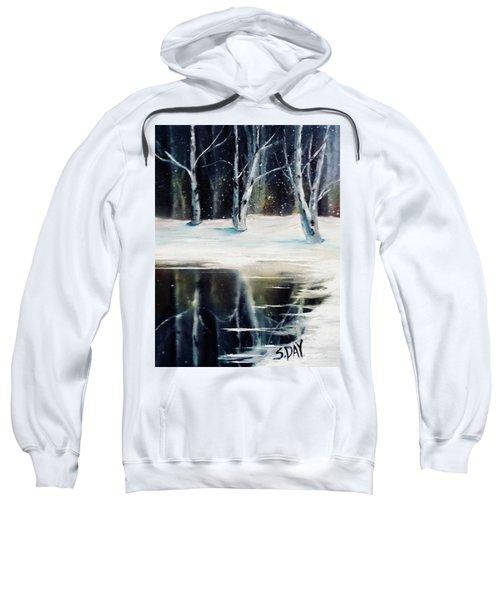 Still Winter Sweatshirt