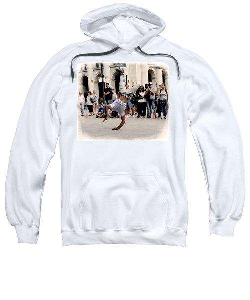 Street Dance. New York City. Sweatshirt