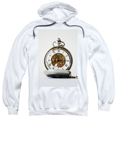 Studio. Pocketwatch. Sweatshirt