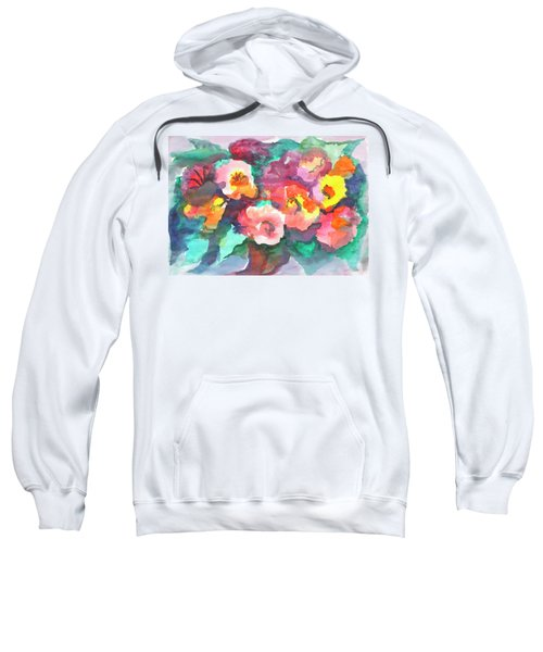 Summer Bouquet Sweatshirt