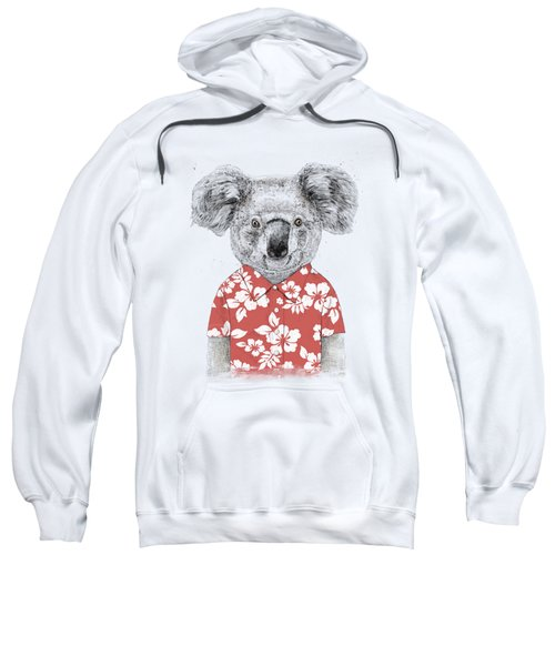 Summer Koala Sweatshirt