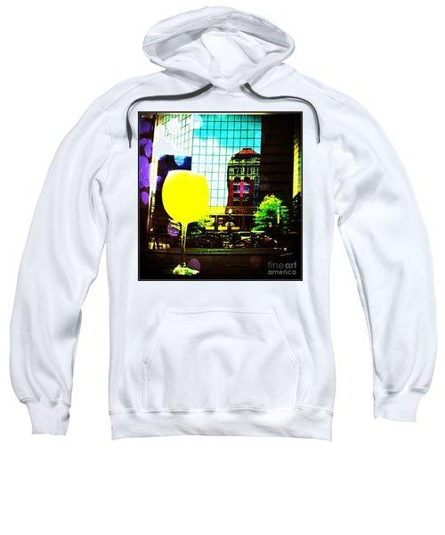Summertime Downtown Lexington  Sweatshirt