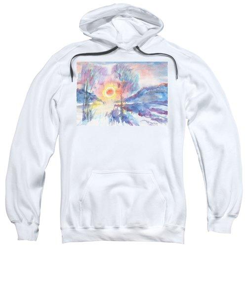 Sunny Winter Morning Sweatshirt