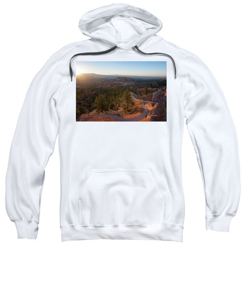 Sunrise Over Bryce Canyon Sweatshirt
