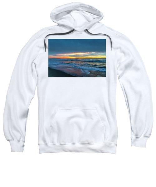 Sunset Fire Over Catalina Island 2 Sweatshirt