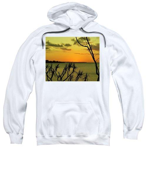 Sunset Yellow Sweatshirt