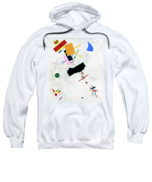 Suprematism 1915 - Digital Remastered Edition Sweatshirt