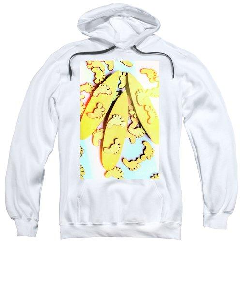 Surfing Pop Sweatshirt