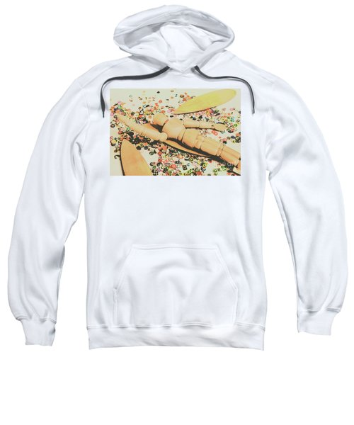 Surfing Table Cape Sweatshirt