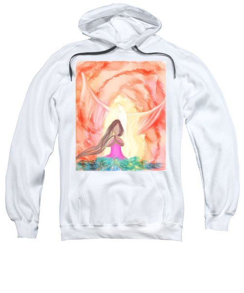Sweet Hour Of Prayer Sweatshirt