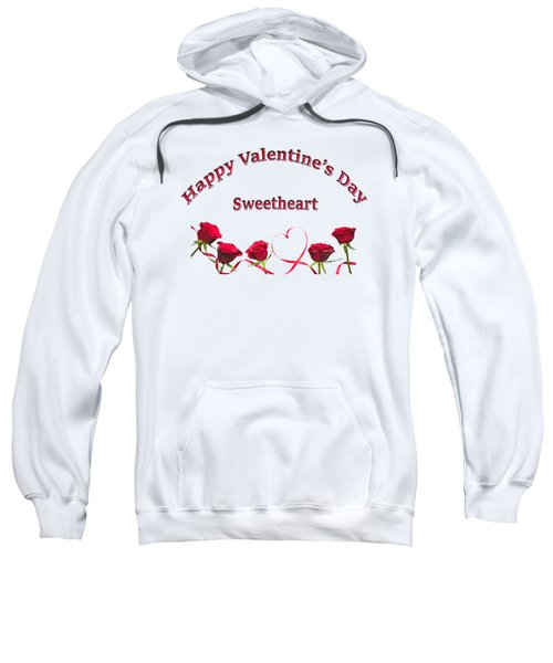 Sweetheart Rose Sweatshirt