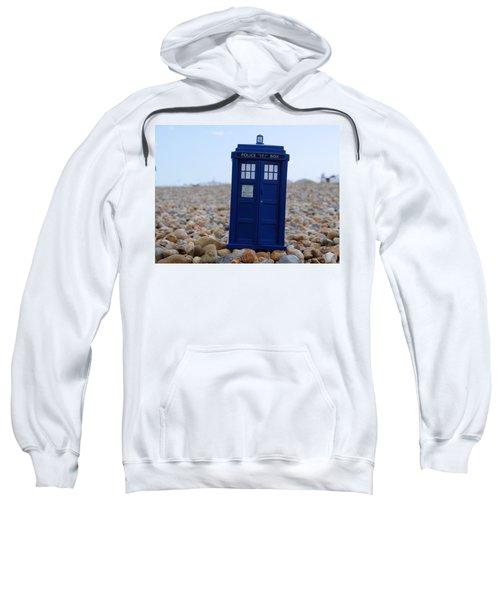 Tardis - Vacation Sweatshirt