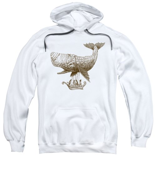 Tea At Two Thousand Feet Sweatshirt