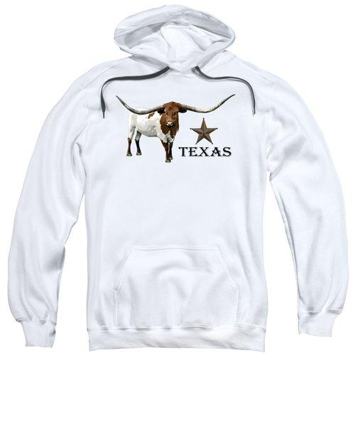 Texas The Lone Star State - T-shirt Sweatshirt