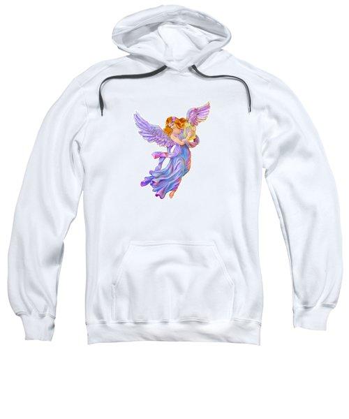 The Antique Angel Muse - Love Of Poetry Sweatshirt