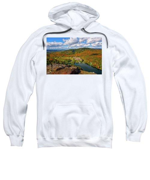 The Balsams Resort Autumn. Sweatshirt