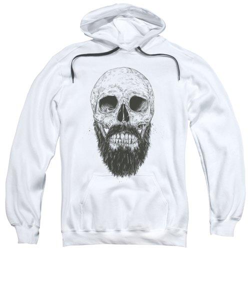 The Beard Is Not Dead Sweatshirt