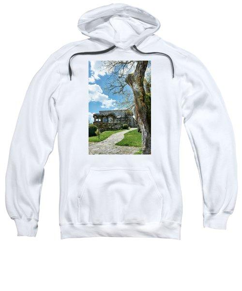 The Castle Of Villamarin Sweatshirt