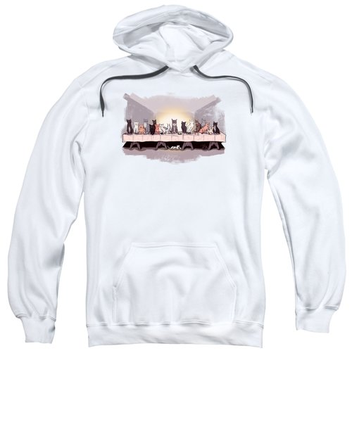 The Cat Supper Sweatshirt