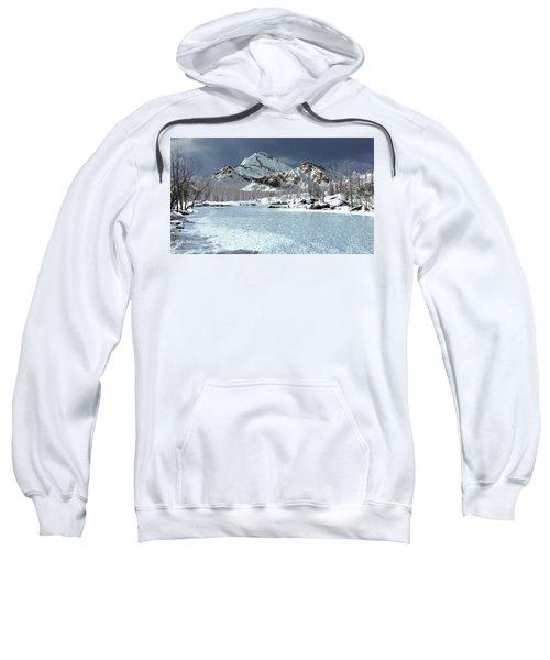 The Courtship Of Ice Sweatshirt