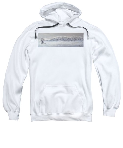 The Front Of Cold Sweatshirt