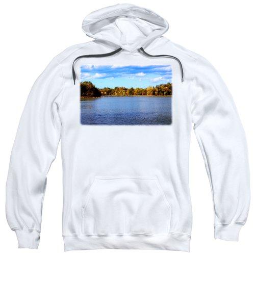 The Lake In Autumn Sweatshirt