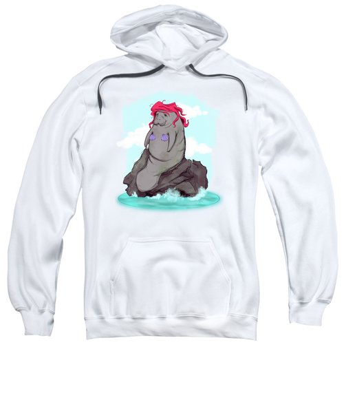 The Little Manatee  Sweatshirt