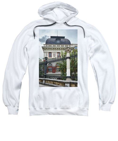 The Ministry Of Agriculture, Fisheries, Food And Environment In Madrid Sweatshirt
