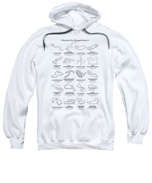The Motogp Circuits Sweatshirt