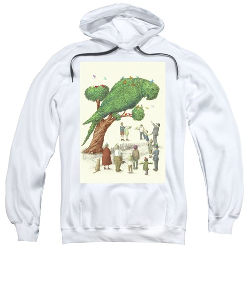 The Parrot Tree Sweatshirt