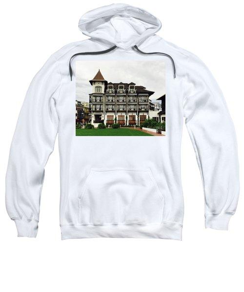 The Pearl In Rosemary Sweatshirt